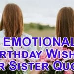 Top 38 Funny Birthday Wishes For Sister Quotes