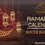 Ramadan 2019 Calendar South Hamilton: Sehar & Iftar Time