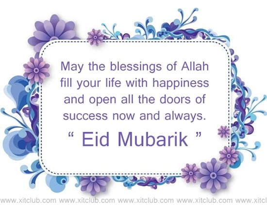 Eid Mubarak Wishes quotes