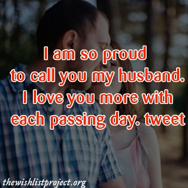 Love Quotes For My Husband images