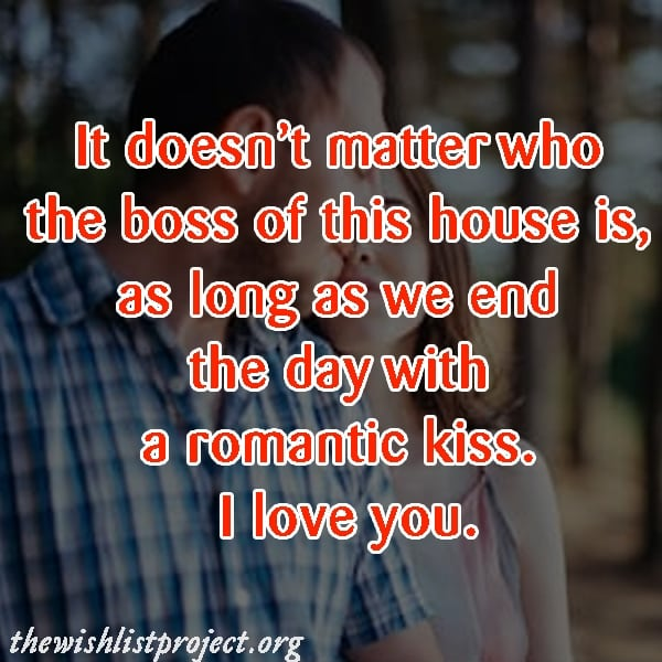 Love Quotes For My Husband status