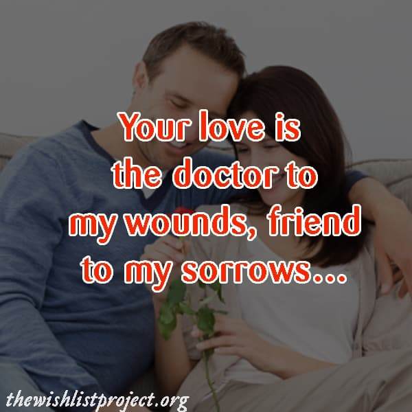 Love Quotes for Husband status