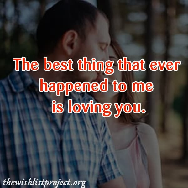 Lovely Quotes For My Husband