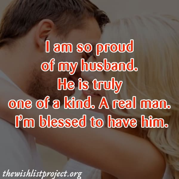 Short Lovely Quotes For Husband