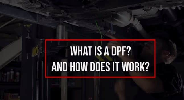 what is a DPF