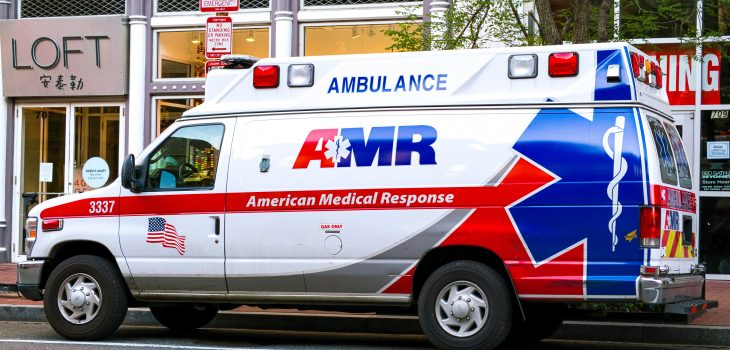 America's First Responders Still Work Under Poor Conditions. How Can Society Provide Support?