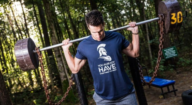 The Secret Weight Training Experts Uses to Build Muscle